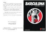 El espectáculo de danza y teatro Barculona cumple 26 años